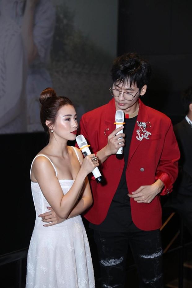 Tuấn Trần thừa nhận crush Salim, Trấn Thành hí hửng dắt vợ đi xem 21 Ngày Yêu Em ủng hộ bồ cũ - Ảnh 3.