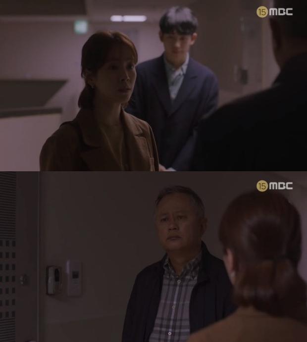 Lơ đẹp lời bố, Han Ji Min vẫn cho khán giả no thính với khoảnh khắc tình bể bình bên Jung Hae In trong tập 11 Đêm Xuân - Ảnh 1.