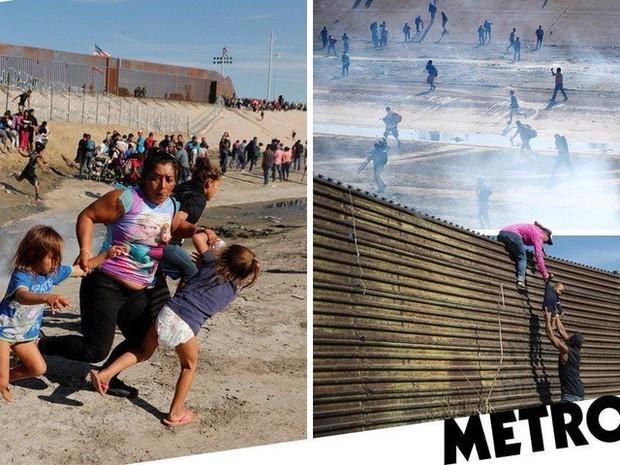 Những bức ảnh lay động lòng người cho thấy sự tàn nhẫn của thảm họa di cư, khi hàng rào thép gai nơi biên giới cứa nát cuộc đời những đứa trẻ - Ảnh 11.