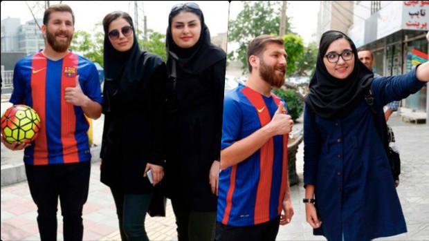 Lợi dụng vẻ ngoài như sinh đôi với Messi để đi lừa tình các cô gái trẻ, chàng trai bị chính quyền sờ gáy - Ảnh 3.