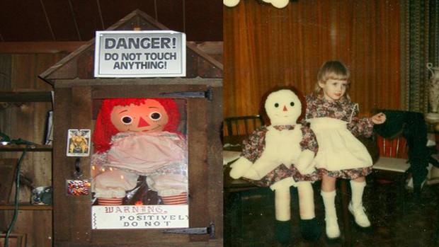 Búp bê ma Annabelle ngoài đời có thật đã phóng hỏa, giết người như trong phim? - Ảnh 4.