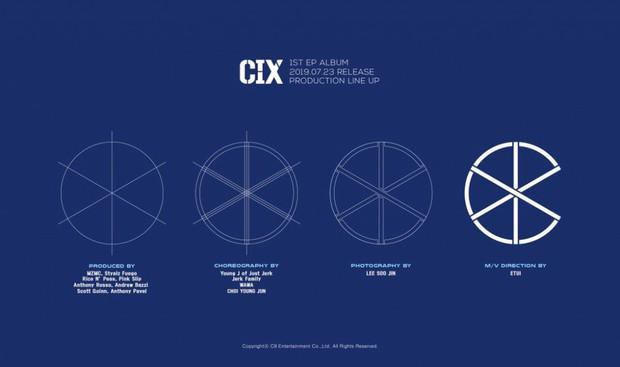 Hot hơn AB6IX, tân binh CIX ấn định ngày debut, kết hợp với nhân vật từng làm việc với EXO, Wanna One, TWICE - Ảnh 2.
