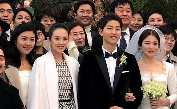 Ngôi sao Trung Quốc duy nhất dự đám cưới Song Song ngay lập tức phản hồi tin tức ly hôn gây bão - Ảnh 4.