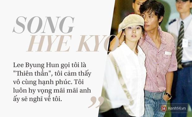 Song Hye Kyo: Dành cả tuổi thanh xuân đi tìm tình yêu tự do với các tài tử quyền lực, nhưng đổi lại vẫn chỉ là số 0! - Ảnh 2.