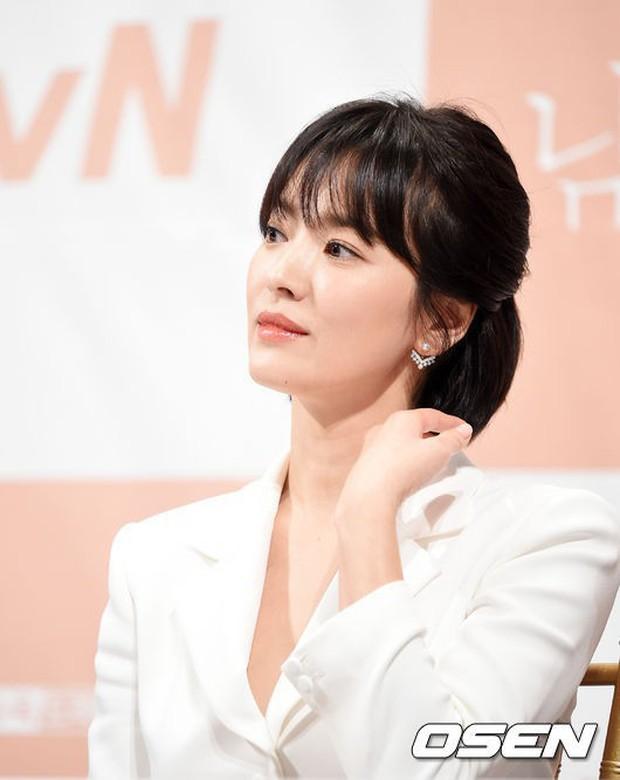 Trước khi chính thức đệ đơn li hôn, Song Hye Kyo và Song Joong Ki từng nói về li dị như thế nào? - Ảnh 3.