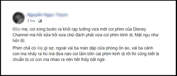 Khán giả Việt ngán ngẩm với Annabelle: Chỉ mong ai đó độ búp bê ma cho xong - Ảnh 6.