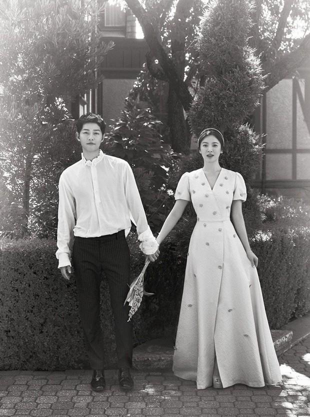 Sự nghiệp Song Hye Kyo: Trùm phim giả tình thật, chuyện tình nào cũng đẹp nhưng kết thúc chóng vánh - Ảnh 16.