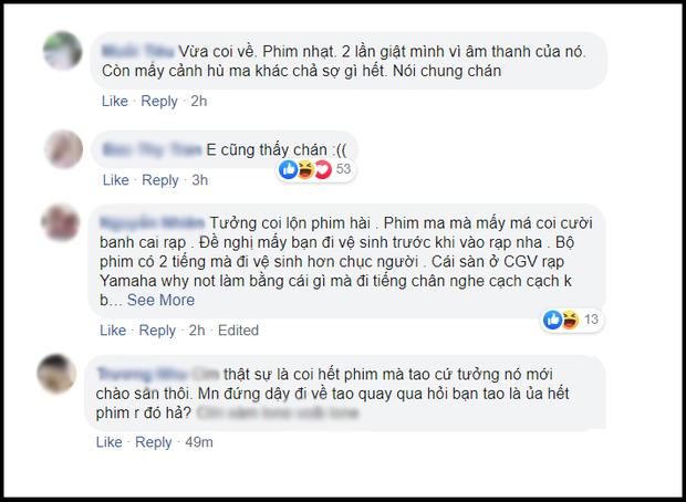 Khán giả Việt ngán ngẩm với Annabelle: Chỉ mong ai đó độ búp bê ma cho xong - Ảnh 10.