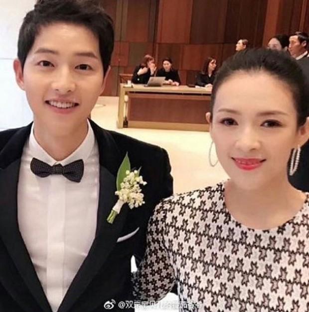 Ngôi sao Trung Quốc duy nhất dự đám cưới Song Song ngay lập tức phản hồi tin tức ly hôn gây bão - Ảnh 5.