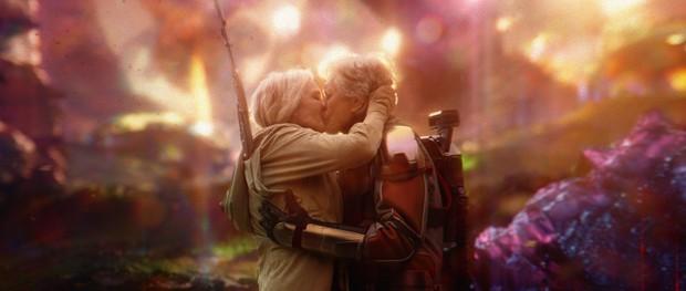 Chẳng phải ngôn tình hẹn ước mãi mãi mà những cặp đôi này vẫn bên nhau trọng đời trong vũ trụ điện ảnh Marvel - Ảnh 10.