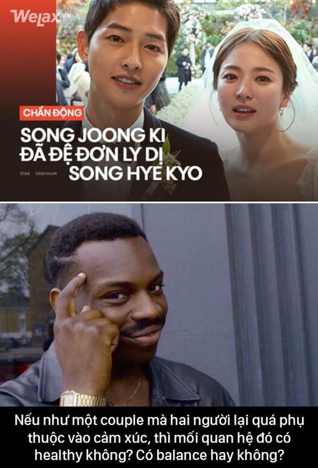 Song Joong Ki và Song Hye Kyo chia tay, cư dân mạng nhao nhao khẳng định: Đã Song - Song thì làm gì có chuyện giao nhau! - Ảnh 11.