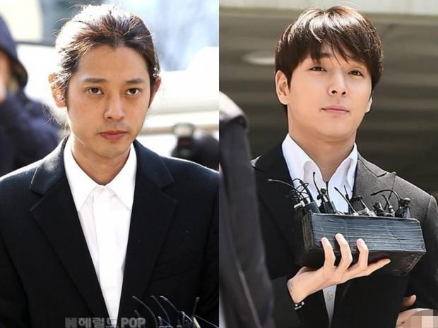 Thêm drama showbiz Hàn hôm nay: Jung Joon Young và Choi Jong Hoon lật mặt chối tội, YG bị tố thêm 4 nghệ sĩ nghi dùng ma tuý - Ảnh 2.