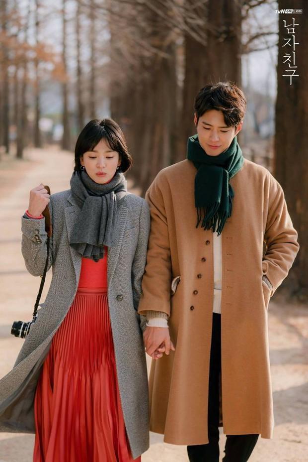 Park Bo Gum bị đồn phim giả tình thật với Song Hye Kyo, loạt khoảnh khắc ngọt lịm Encounter lại bị đào lên! - Ảnh 3.