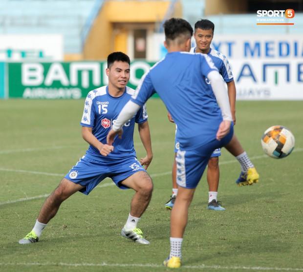 Bùi Tiến Dũng rộng cửa bắt chính cho Hà Nội FC tại Cup Quốc gia 2019 - Ảnh 8.