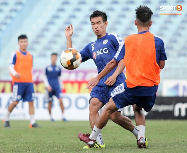Bùi Tiến Dũng rộng cửa bắt chính cho Hà Nội FC tại Cup Quốc gia 2019 - Ảnh 6.