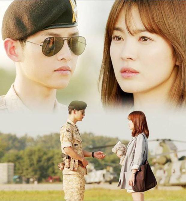 """Từng sống chết có nhau trong """"Hậu Duệ Mặt Trời"""", nay Song Hye Kyo - Song Joong Ki đã thành """"người dưng ngược lối"""" - Ảnh 15."""
