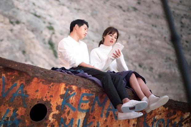 Sự nghiệp Song Hye Kyo: Trùm phim giả tình thật, chuyện tình nào cũng đẹp nhưng kết thúc chóng vánh - Ảnh 14.