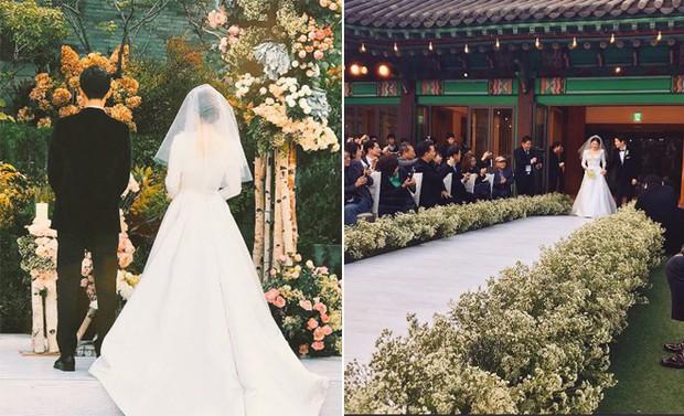 Nhìn lại siêu đám cưới ở khách sạn The Shilla sang chảnh bậc nhất Seoul này mà giờ càng thêm xót xa khi Song Joong Ki đệ đơn ly dị Song Hye Kyo - Ảnh 6.