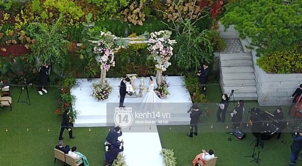 Nhìn lại siêu đám cưới ở khách sạn The Shilla sang chảnh bậc nhất Seoul này mà giờ càng thêm xót xa khi Song Joong Ki đệ đơn ly dị Song Hye Kyo - Ảnh 3.
