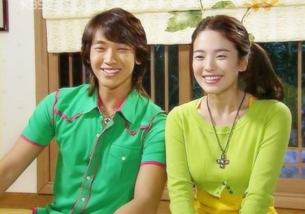 Sự nghiệp Song Hye Kyo: Trùm phim giả tình thật, chuyện tình nào cũng đẹp nhưng kết thúc chóng vánh - Ảnh 6.