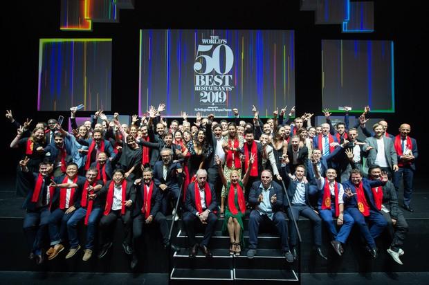 Đã có kết quả cho giải Oscar ẩm thực toàn cầu năm 2019: điểm danh ngay 50 nhà hàng xuất sắc nhất Thế giới - Ảnh 1.