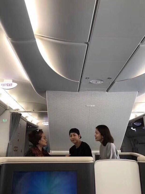 Đi cả thế giới cùng nhau, nhưng sau mọi chuyện Song Joong Ki - Song Hye Kyo lại chẳng thể nắm tay người kia đến cuối con đường - Ảnh 12.