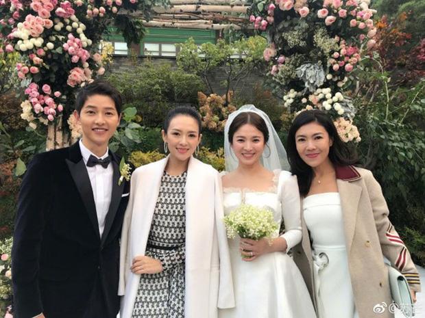 Ngôi sao Trung Quốc duy nhất dự đám cưới Song Song ngay lập tức phản hồi tin tức ly hôn gây bão - Ảnh 2.