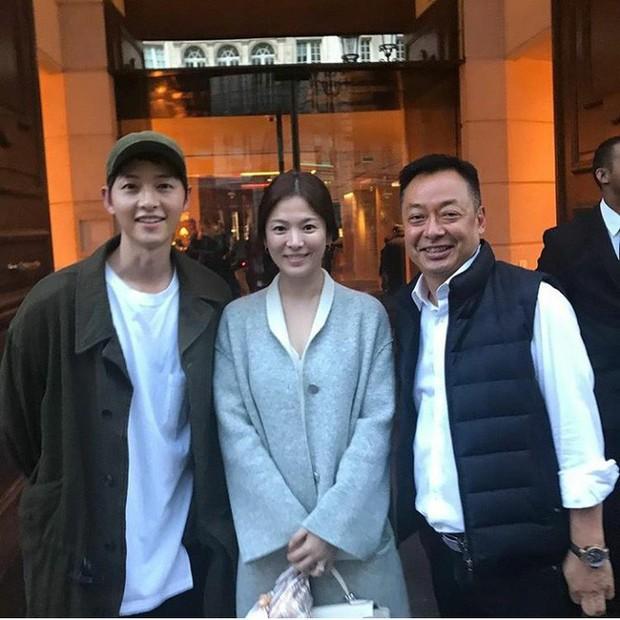 Đi cả thế giới cùng nhau, nhưng sau mọi chuyện Song Joong Ki - Song Hye Kyo lại chẳng thể nắm tay người kia đến cuối con đường - Ảnh 6.