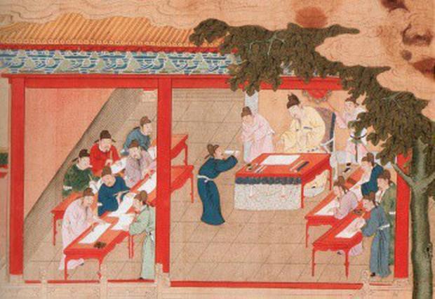 Chiêu trò gian lận thi cử ở Trung Quốc xưa: Vải thưa nhưng che được mắt Thánh - Ảnh 1.