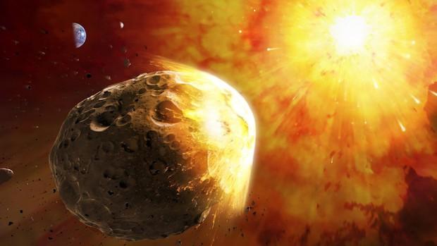 Cuộc đua khai thác vàng trên tiểu hành tinh trị giá 10.000 triệu tỷ USD - Ảnh 1.