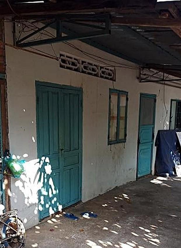 1 phụ nữ bị hiếp dâm khi đang ngủ trong phòng trọ - Ảnh 1.