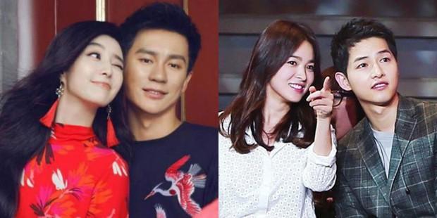Bức ảnh chung của Song Joong Ki - Lý Thần bất ngờ hot trở lại sau tin chia tay tình yêu - Ảnh 1.