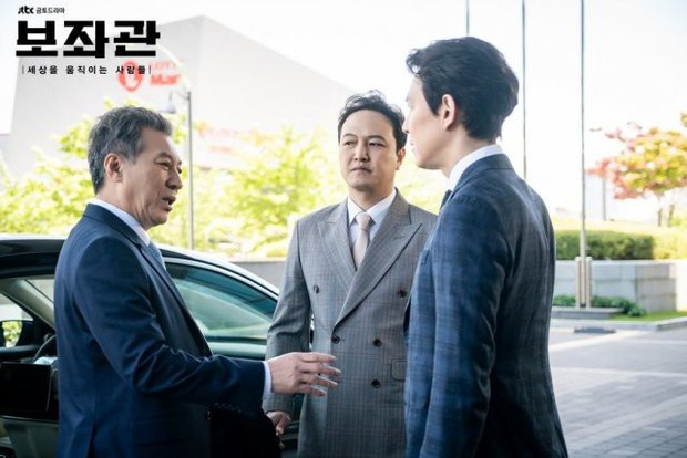 """Chief of Staff của Shin Min Ah: Đỉnh cao """"bóc phốt"""" giới chức Hàn Quốc! - Ảnh 5."""