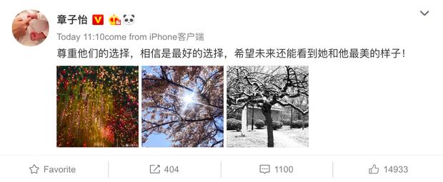 Ngôi sao Trung Quốc duy nhất dự đám cưới Song Song ngay lập tức phản hồi tin tức ly hôn gây bão - Ảnh 3.