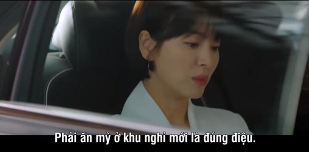 Li hôn từ phim ra tới đời thực, Song Hye Kyo chứng minh phim vận vào đời là có thật! - Ảnh 8.