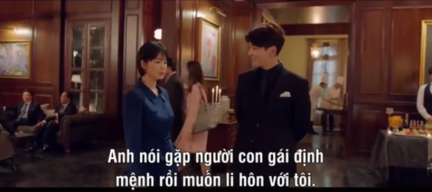 Li hôn từ phim ra tới đời thực, Song Hye Kyo chứng minh phim vận vào đời là có thật! - Ảnh 3.