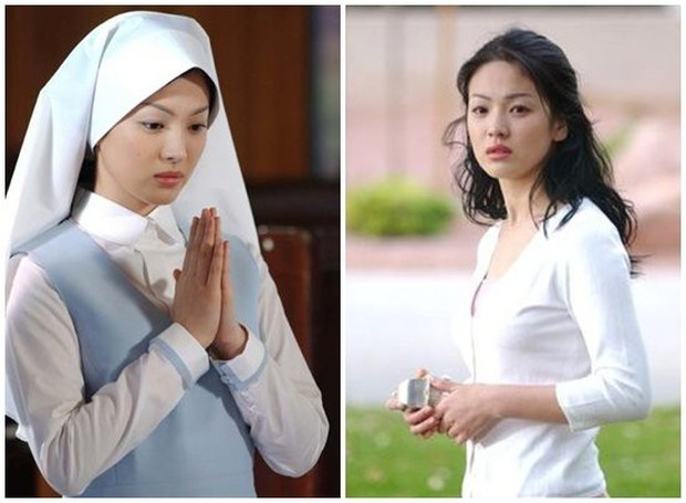 5 điểm giống nhau giữa 2 đại mỹ nhân Phạm Băng Băng - Song Hye Kyo: Sinh cùng năm, đến phốt cũng trùng khớp! - Ảnh 4.
