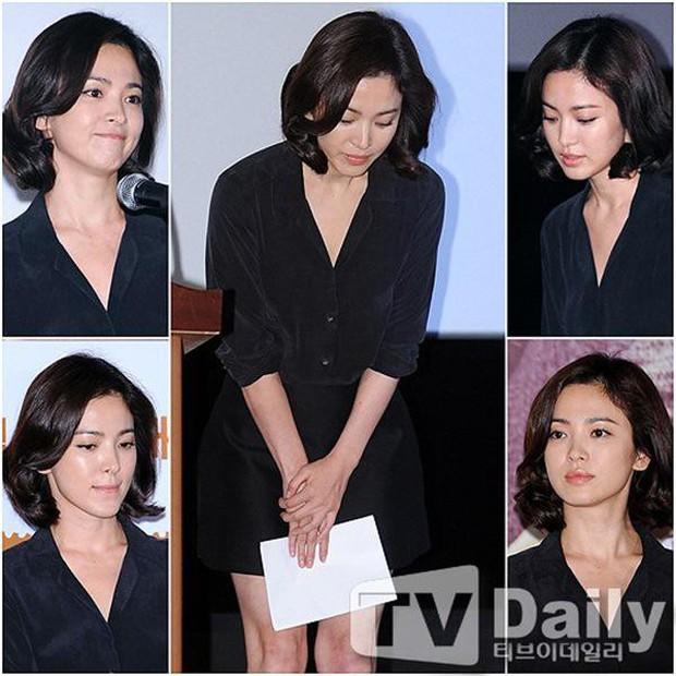 5 điểm giống nhau giữa 2 đại mỹ nhân Phạm Băng Băng - Song Hye Kyo: Sinh cùng năm, đến phốt cũng trùng khớp! - Ảnh 9.