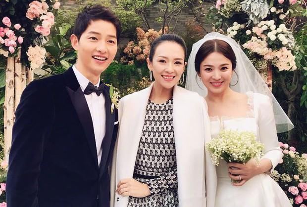 Ngôi sao Trung Quốc duy nhất dự đám cưới Song Song ngay lập tức phản hồi tin tức ly hôn gây bão - Ảnh 6.