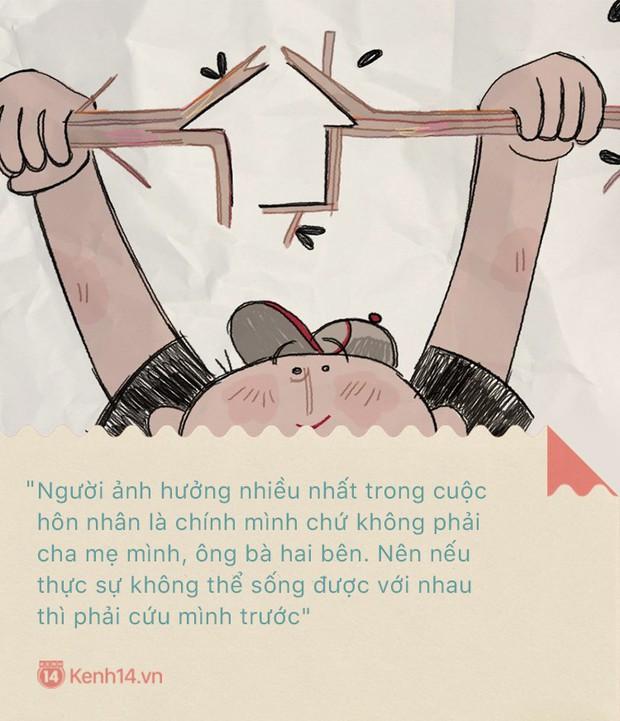 Ly hôn, sao phải buồn? - Tâm sự của người mẹ trẻ Sài Gòn từng đổ vỡ hôn nhân khiến người ta nhận ra nhiều điều - Ảnh 6.