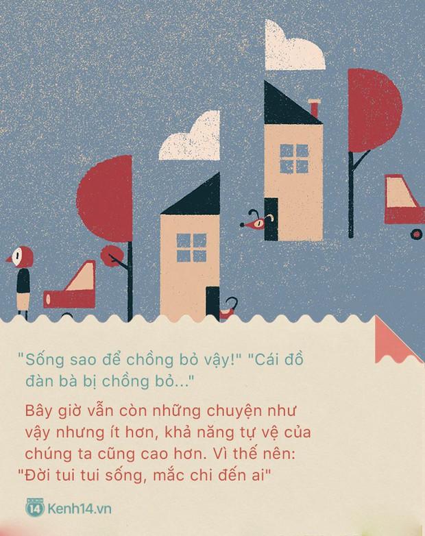 Ly hôn, sao phải buồn? - Tâm sự của người mẹ trẻ Sài Gòn từng đổ vỡ hôn nhân khiến người ta nhận ra nhiều điều - Ảnh 5.