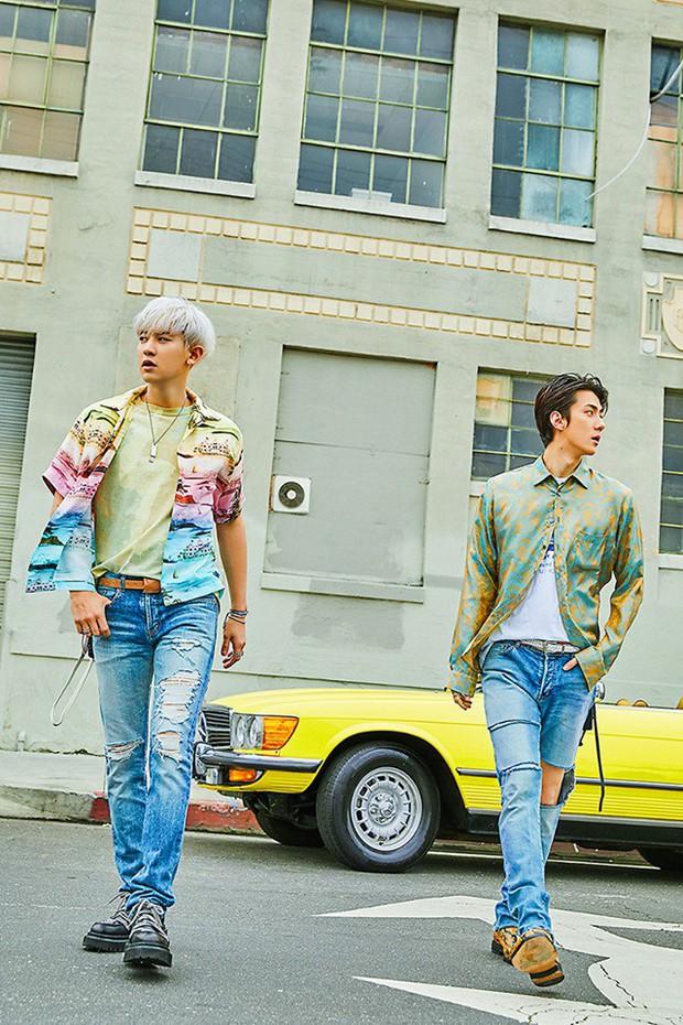 Baekhyun chưa debut đã phá kỉ lục album đặt trước, nhóm nhỏ EXO ra mắt với tên củ chuối như truyền thống SM - Ảnh 2.