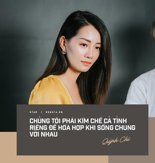 Quỳnh Chi - Thùy Dung lần đầu trải lòng về tin đồn yêu đồng tính, dọn về sống thử sau 5 năm thân thiết - Ảnh 3.