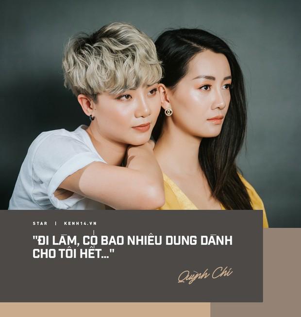 Quỳnh Chi - Thùy Dung lần đầu trải lòng về tin đồn yêu đồng tính, dọn về sống thử sau 5 năm thân thiết - Ảnh 12.