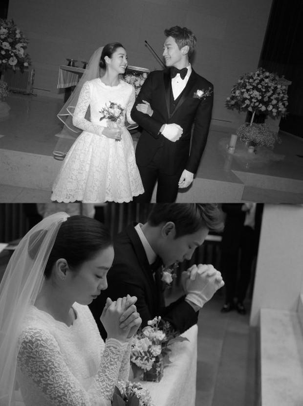 Đâu đó trong showbiz Hàn vẫn còn 3 cặp vợ chồng yêu nhau thắm thiết thế này! - Ảnh 9.