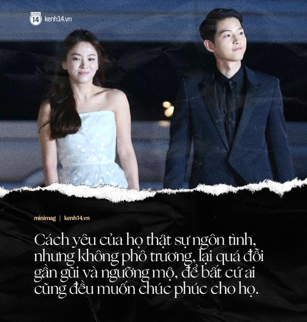 Song Joong Ki và Song Hye Kyo: Bao câu nói ngôn tình không bằng 1 tờ đơn ly dị, cuộc tình cổ tích cuồng nhiệt nào thì khi kết thúc vẫn tàn nhẫn như nhau - Ảnh 3.