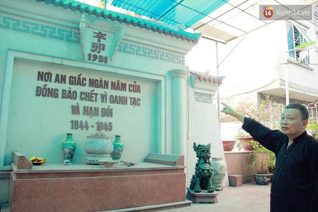 Người đàn ông 14 năm thắp hương trong khu nhà đói giữa Hà Nội: Tôi trông coi đồng bào, không ai cấm được - Ảnh 6.