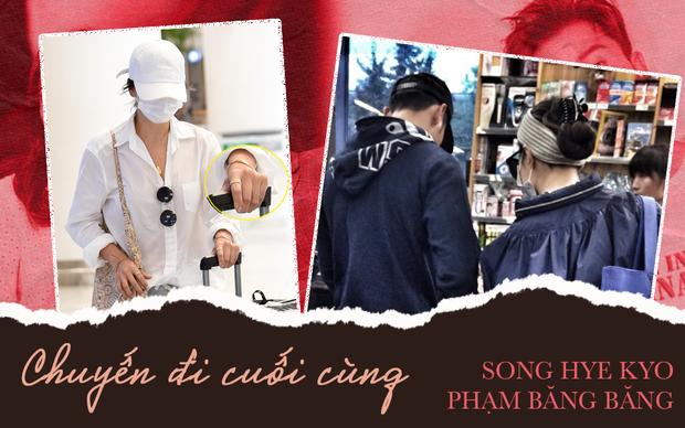 Chuyến đi du lịch cuối cùng của Song Hye Kyo và Phạm Băng Băng: Người lẻ bóng, người hạnh phúc, nhưng vẫn cùng về với cô đơn - Ảnh 1.