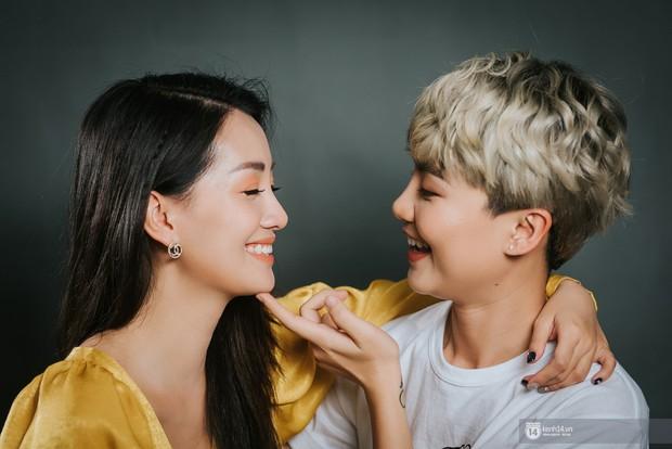 Quỳnh Chi - Thùy Dung lần đầu trải lòng về tin đồn yêu đồng tính, dọn về sống thử sau 5 năm thân thiết - Ảnh 4.