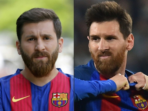Lợi dụng vẻ ngoài như sinh đôi với Messi để đi lừa tình các cô gái trẻ, chàng trai bị chính quyền sờ gáy - Ảnh 4.